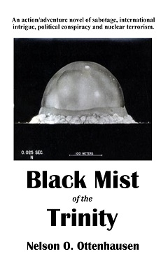 Black Mist of the Trinity Front Cover